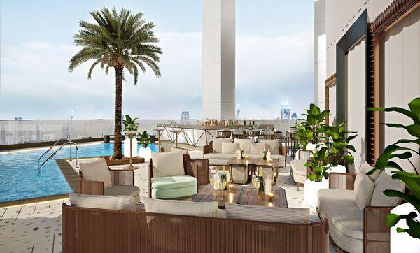 Groupe accor ouvre son premier hôtel à Dubai