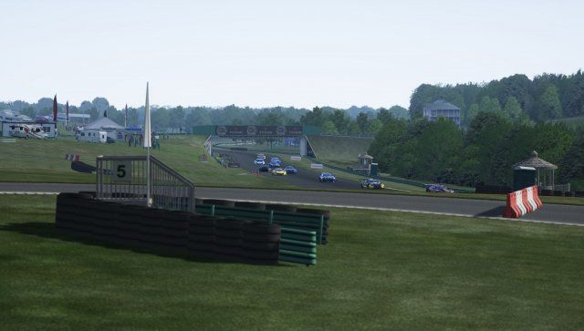 Assetto Corsa circuit Virginia International Raceway 1.0 disponible !
