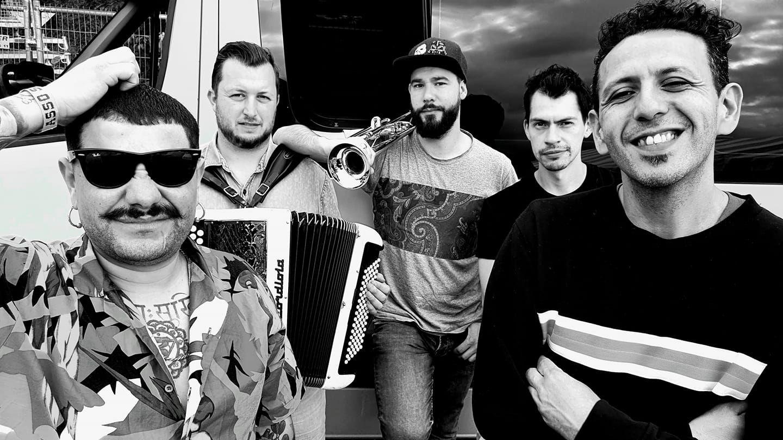 MARDI 21 JUILLET 2021 : NIGHT FUSS (pop folk) & Sidi Watcho (cumbia hip.hop)