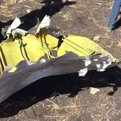 Les images du site du crash meurtrier de l'avion d'Ethiopian Airlines