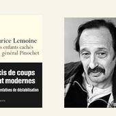 """"""" Les enfants cachés du général Pinochet """" Présentation du livre de Maurice Lemoine : mercredi 13 mai 2015 à 19 h 00 à Paris - EL DIABLO [le blog]"""