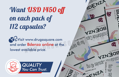 Bdenza Price | Buy Online Enzalutamide 40 mg Capsules From India | Prostate Cancer Medicine
