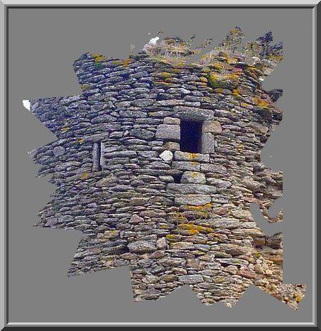 Diaporama château et église fortifiée de Calmont de Plancatge