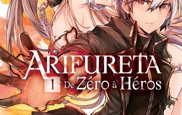 Arifureta de zéro à Heros tome 1 : au fond du gouffre