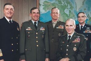 Remembering Gen. Edward Charles 'Shy' Meyer
