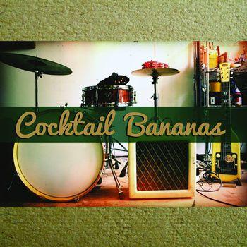 cocktail bananas, la rencontre entre l'auteur-compositeur kim et des ex-membres de calc autour d'un folk-rock plein de clins d'oeil aux 50's