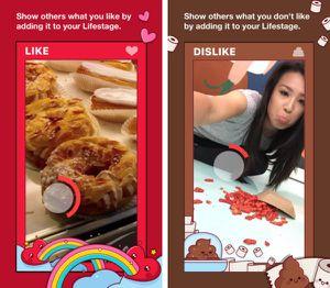 Lifestage: la nouvelle application sociale lancée par Facebook pour les moins de 21 ans