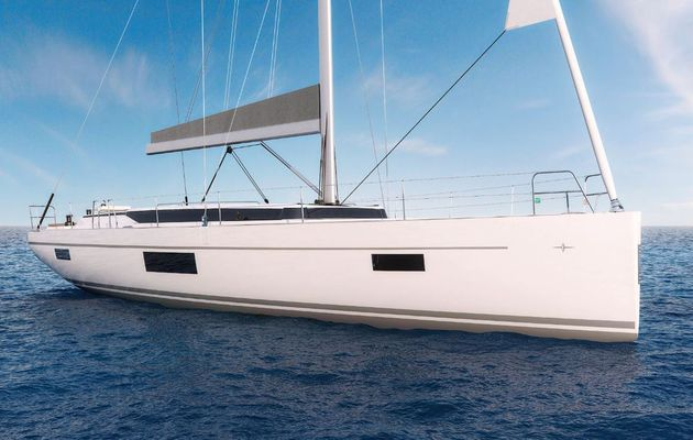 SCOOP - Bavaria voile change d'architecte et annonce le Bavaria C57