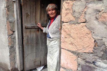 Arménie 2017 - L'atelier de lavash