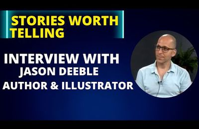 Political Cartoons, Creativity, Connect-i-cat, and Community Leadership with Jason Deeble