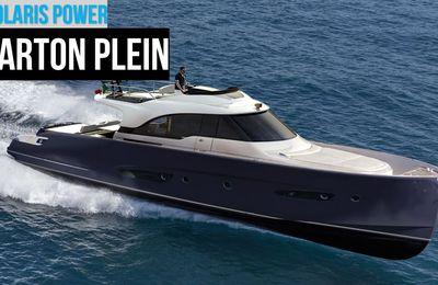 Eco Yachting Solaris Power - près de 12 unités vendues sur la première année de commercialisation