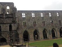 Abbaye de Villers-La-Ville (Belgique)