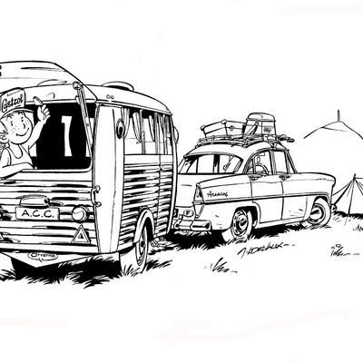 Le blog des tontons campeurs