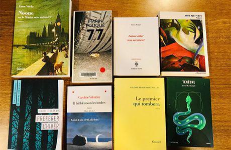 8 livres en lice pour la 5ème édition du Prix Régine Deforges