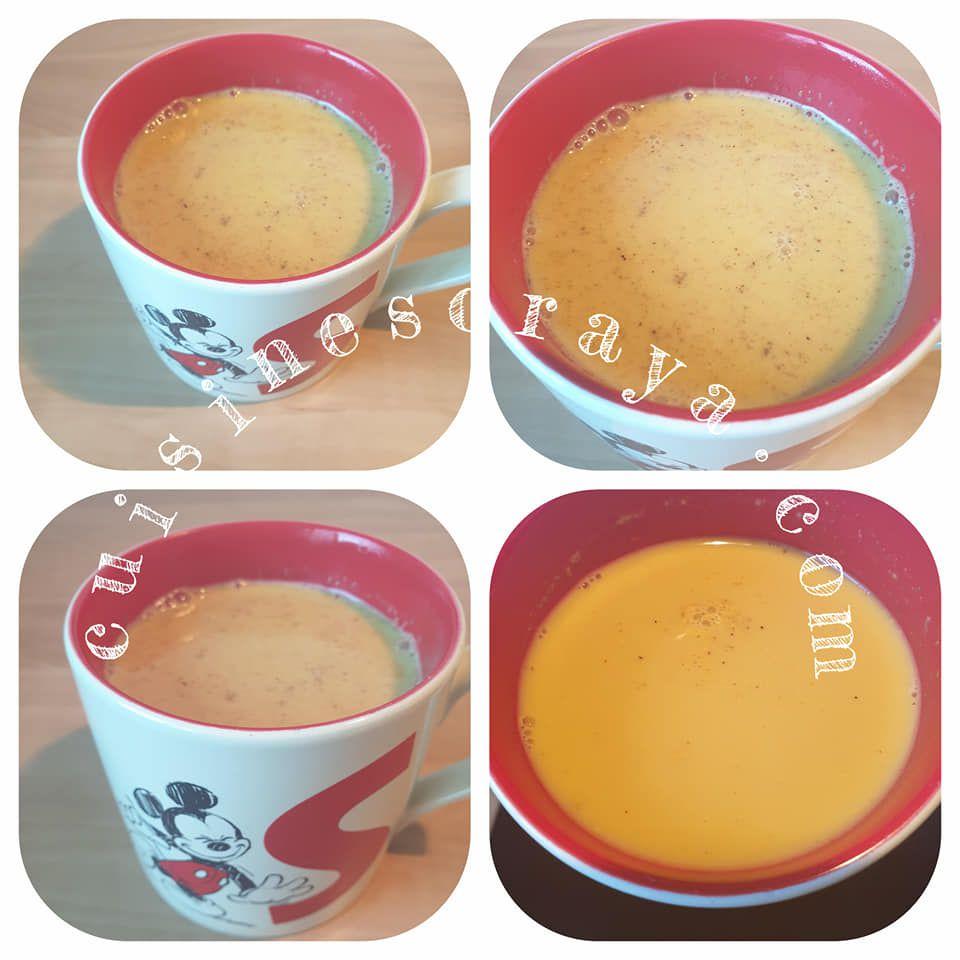 Le lait d'or - Boisson ayurvédique