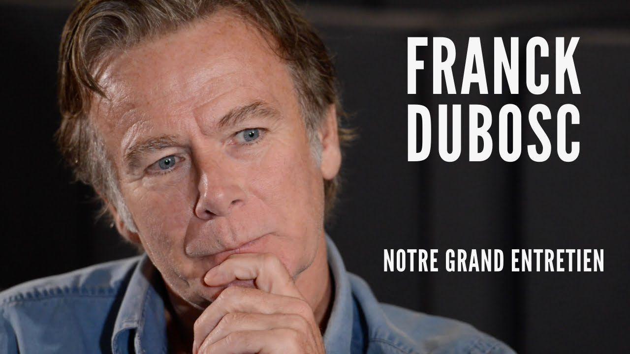 Franck Dubosc autrement