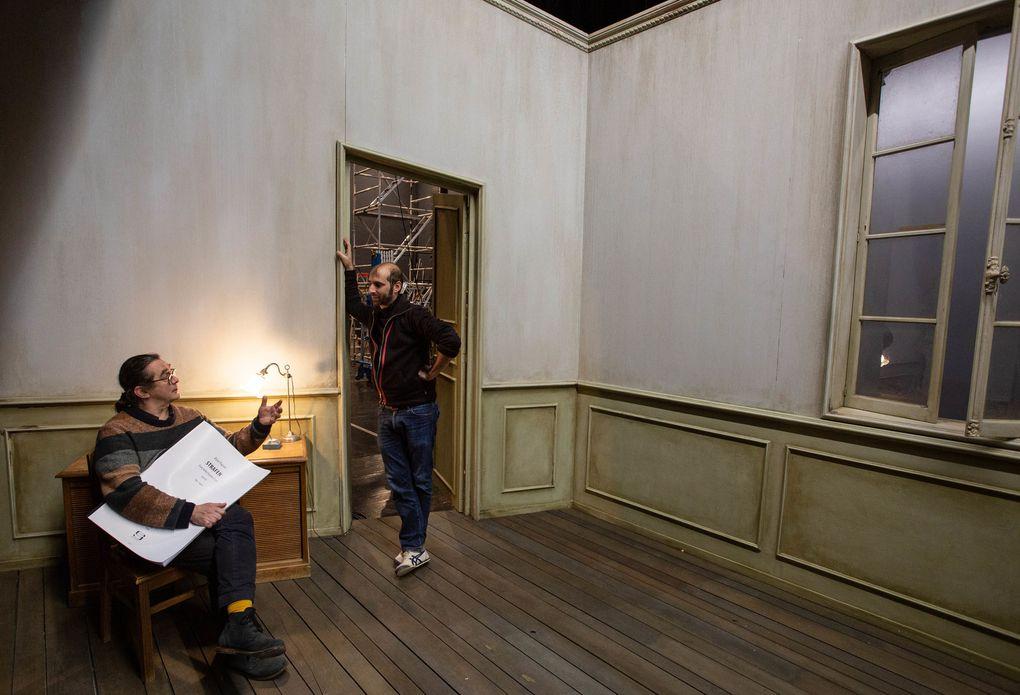 Répétitions, cop. Gilles Abbeg & Opéra de Dijon, et DR.