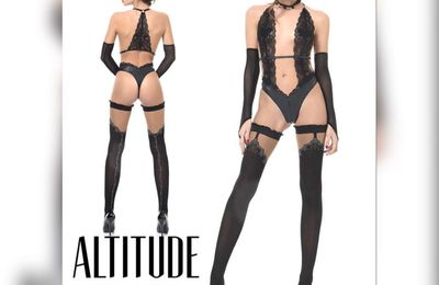 Altitude Intimates show with PATRICE CATANZARO