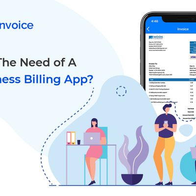 What is The Need of A Small Business Billing App?