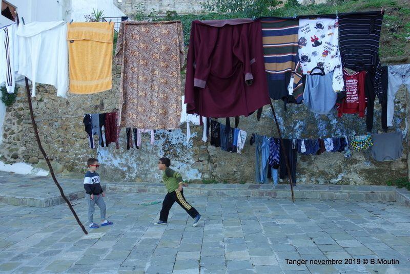 Mes photos préférées de Tanger en novembre 2019 (diaporama)