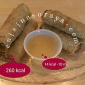 Nems viande - cuisinesoraya.com