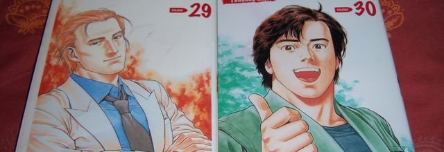 City Hunter édition Deluxe : tomes 29 & 30
