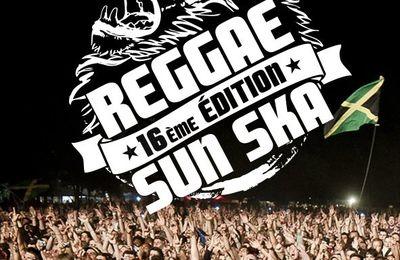 Reggae Sun Ska 2013 à Pauillac
