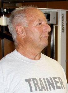 Manfred Hain - der Meister der Gewichte aus Veitshöchheim feiert am 8. März seinen 75. Geburtstag