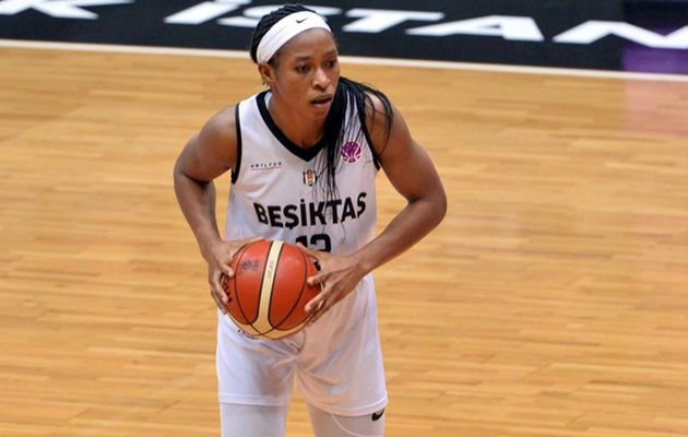 EuroCup : Evelyn Akhator remet le Besiktas sur de bons rails