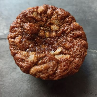 Muffins moelleux choco/ pomme