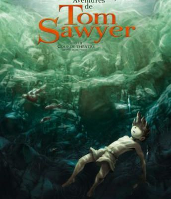 Tom Sawyer : Les frères Akita sortent le tome 3
