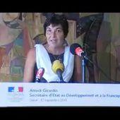 Ebola-Sommet de la Francophonie: Il n'est pas question de report selon la France