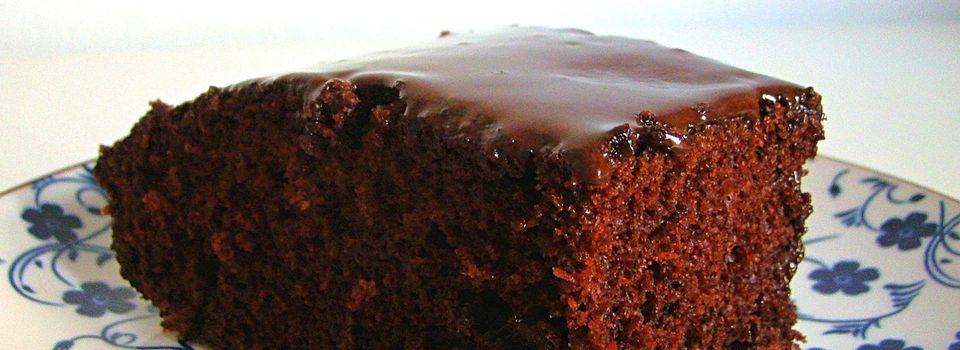 Le gâteau au chocolat vegan du placard