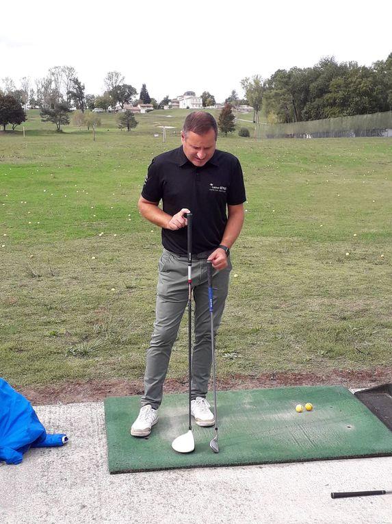 Séquence Golf à l'école
