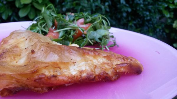 FEUILLETES AUX FROMAGES - THERMOMIX
