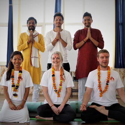 Thinking Yoga? Join the YTTC Rishikesh For the Best Training