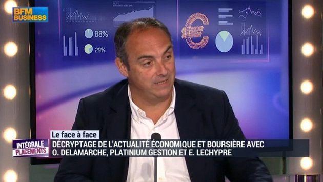 """""""Draghi est un âne"""", le """"bullshit total"""" de la loi El Khomri: le best of de Delamarche"""