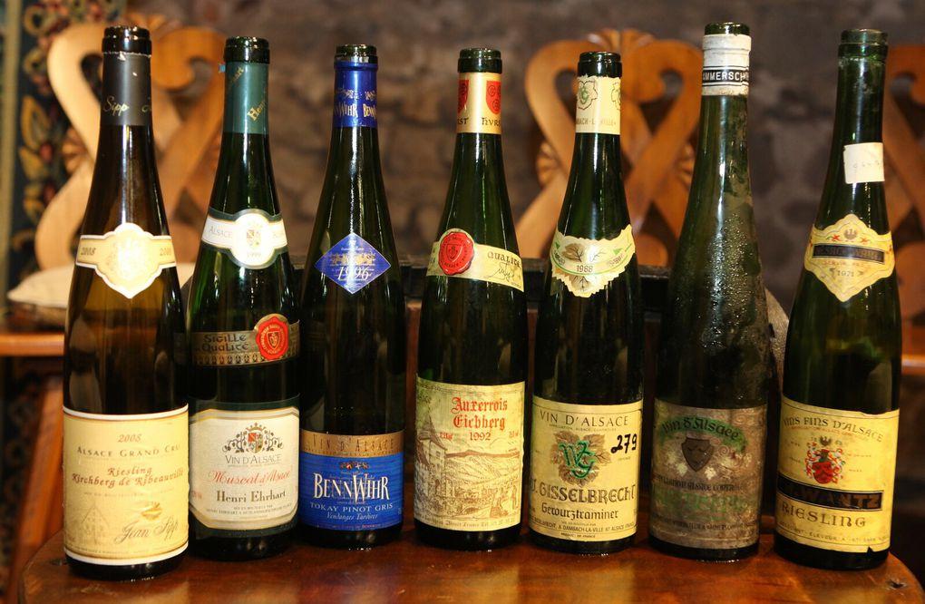 Les sommeliers formateurs réunis au cœur du vignoble alsacien