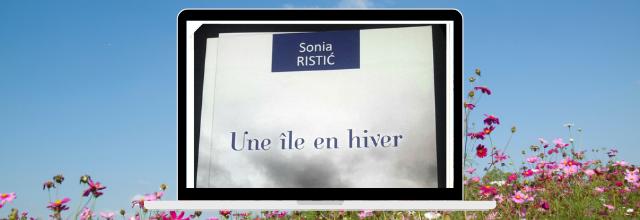 Sonia Ristic - Une île en Hiver