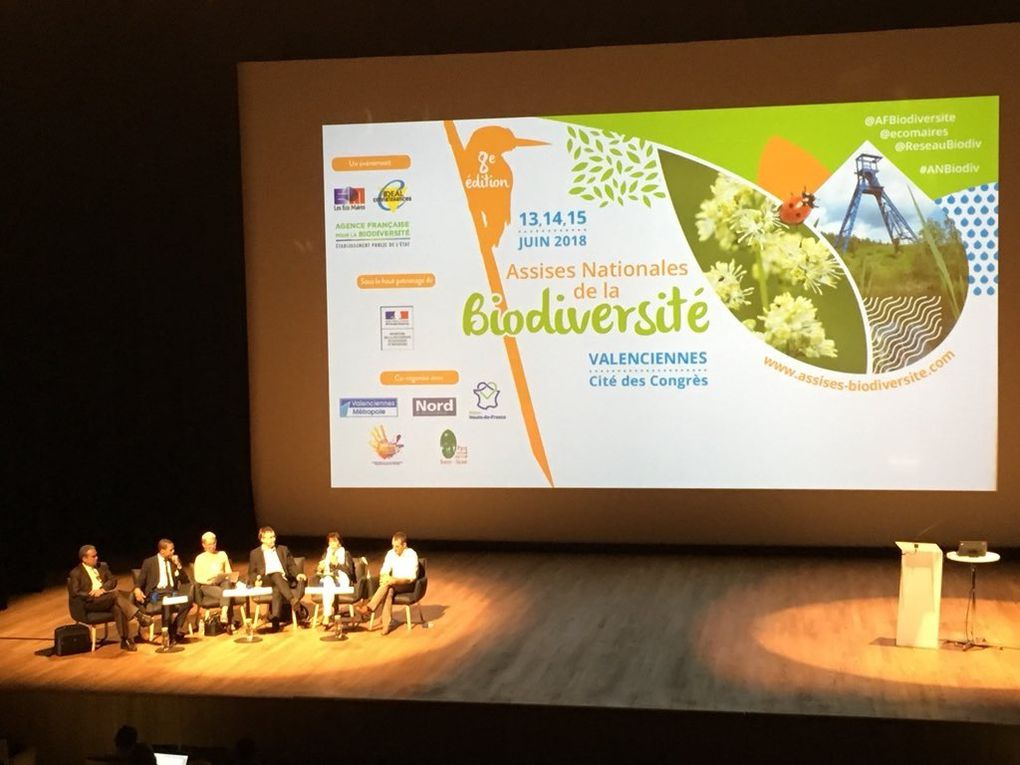 Assises Nationales de la Biodiversité 2018