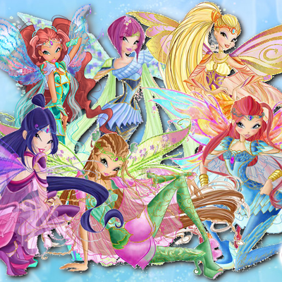 Winx Club (saison 6) - Arc Bloomix