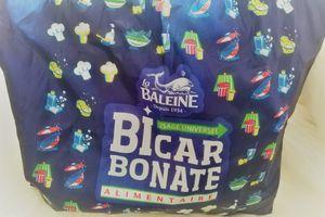 LES BONNES IDÉES DU BICARBONATE LA BALEINE