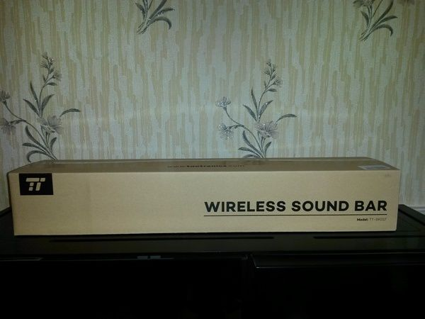 Test : barre de son 36 Watts Bluetooth Tao Tronics SoundBar