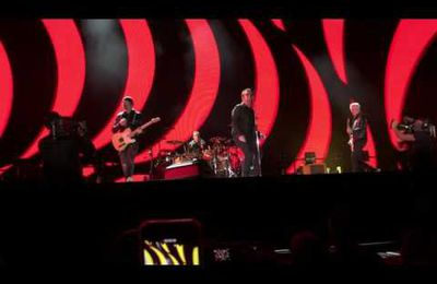 U2 -Dreamforce , San Francisco le 05/10/2016