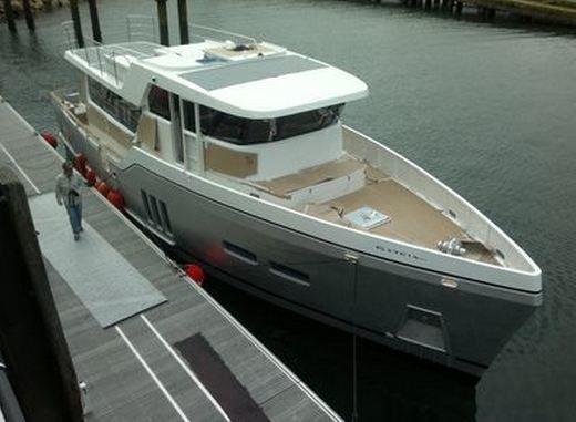 Le chantier Garcia Yachting (14) met à l'eau son premier trawler, le GT 54