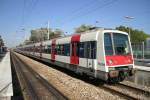 Le matériel roulant de SNCF Transilien et de la RATP : les MI 79