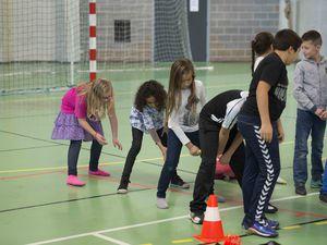 Anatole France: Activités Sportives à Savary (21/10/13)