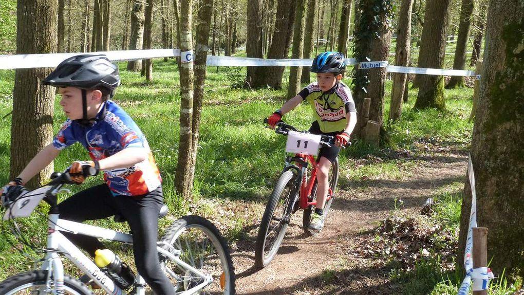 Aizenay Vtt Xc Ufolep Vendée 2015