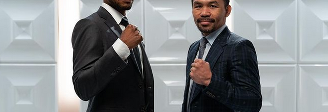 Manny Pacquiao Comes For Floyd Mayweather While Praising Errol Spence