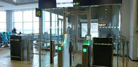 1.2 million passengers at Domodedovo airport speed through new automated gates during world cup